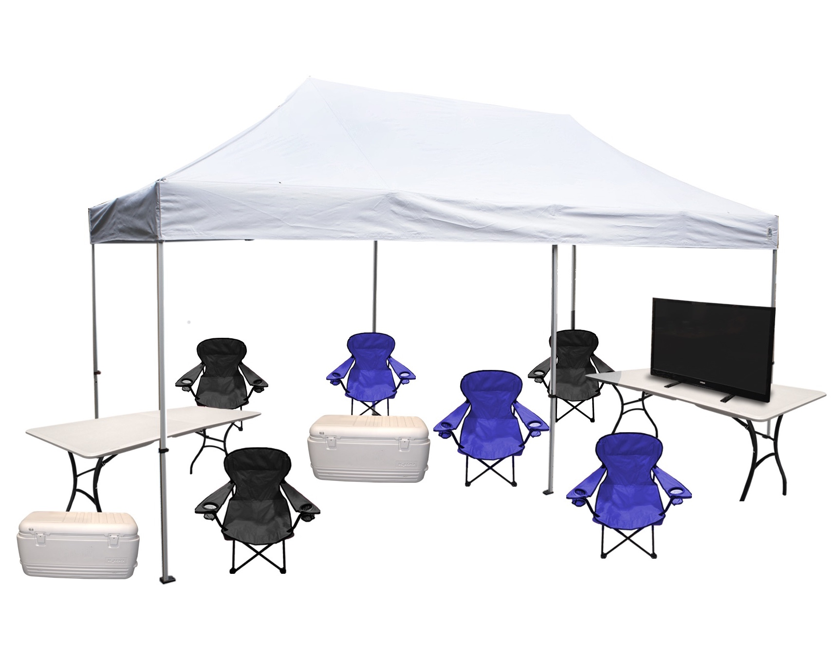 Tent/TV Setups  sc 1 st  Tailgate Group & Baton Rouge LA Tailgating Services | Tailgate Group