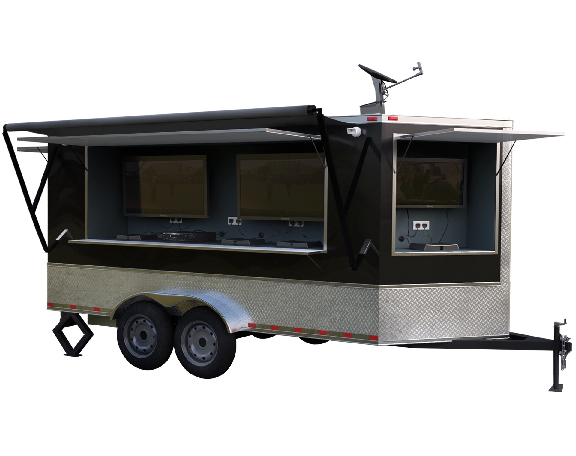 chapel-hill-nc-tailgating-trailer-rentals-tailgate