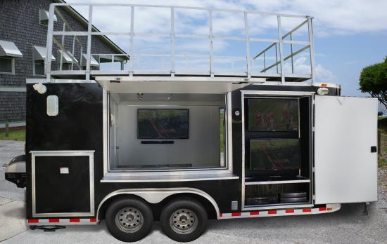 Athens, Georgia Tailgating Trailer Rentals | Tailgate Group